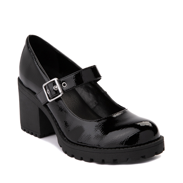 alternate view Womens Dirty Laundry Lita Jane Casual Shoe - BlackALT5