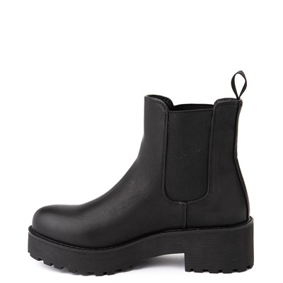 Alternate view of Womens Dirty Laundry Maps Chelsea Boot - Black