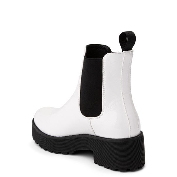 alternate view Womens Dirty Laundry Maps Chelsea Boot - WhiteALT1