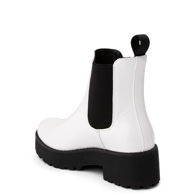 Alternate view of Womens Dirty Laundry Maps Chelsea Boot - White