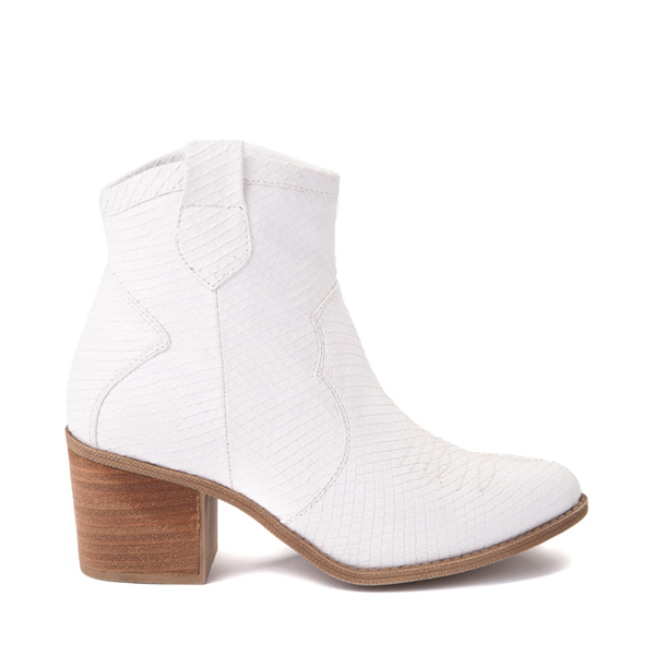 Main view of Womens Dirty Laundry Unite Western Boot - White