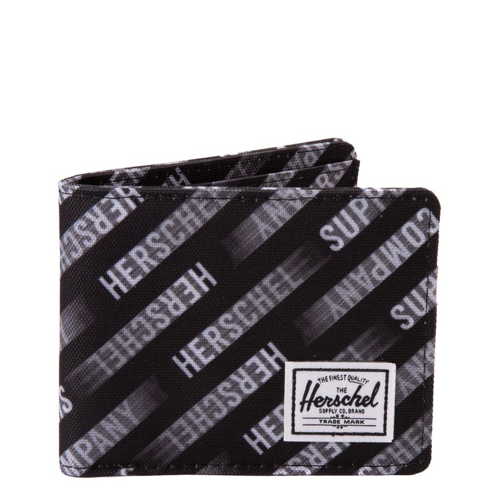 Herschel Supply Co. Roy Wallet - Black / Roll Call