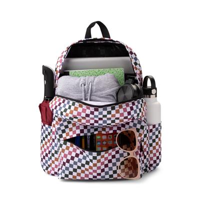 Alternate view of Vans Old Skool H2O Backpack - Multicolor / Dusted Check