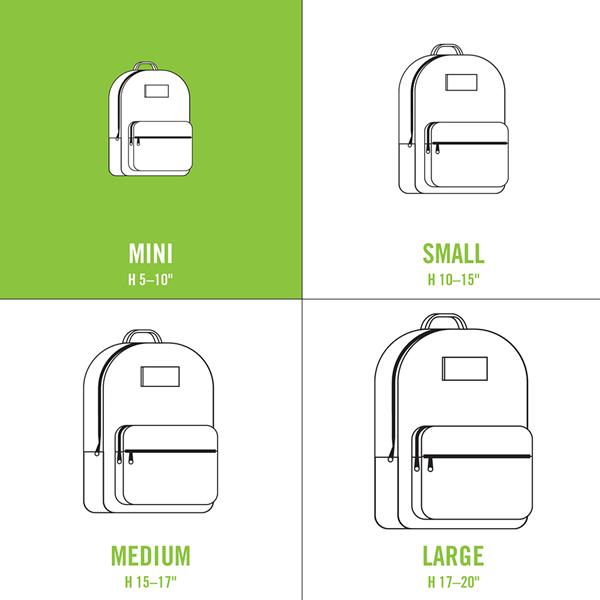alternate view Vans Cultivate Care Checkerboard Mini Backpack - White / MulticolorALT1C