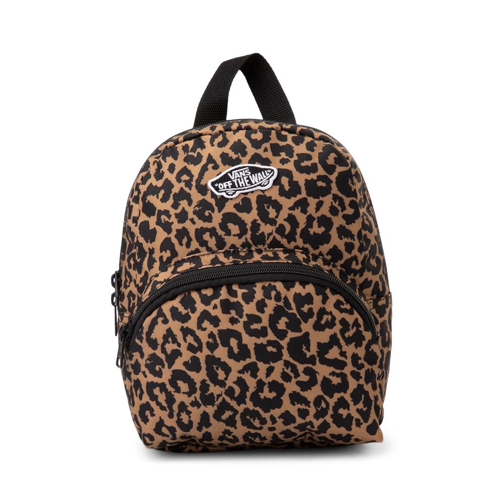 Vans Got This Mini Backpack - Leopard