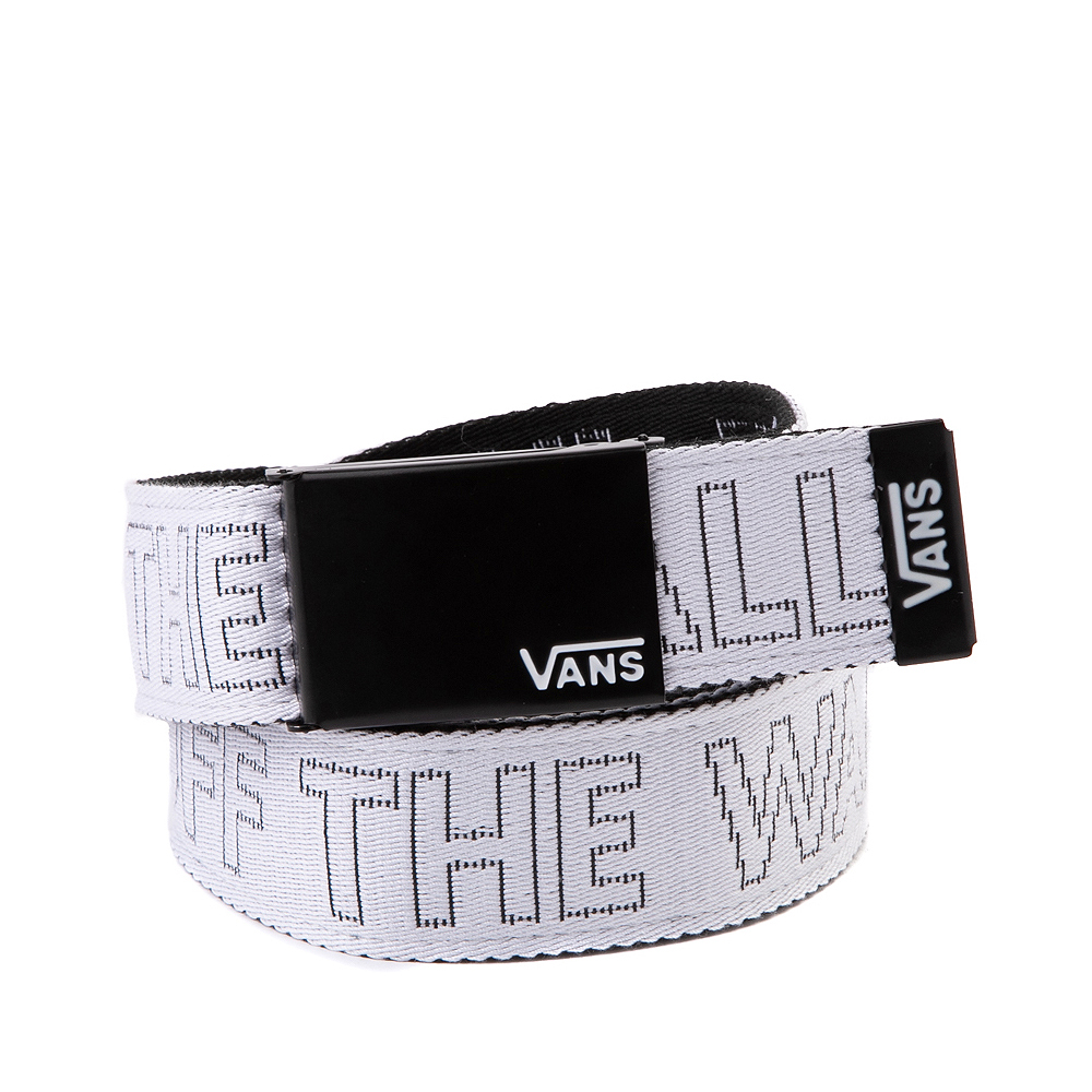 Vans Deppster Web Belt - White / Black