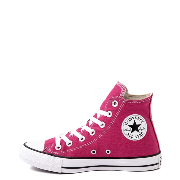 alternate view Converse Chuck Taylor All Star Hi Sneaker - Midnight HibiscusALT1