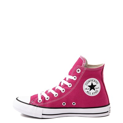 Alternate view of Converse Chuck Taylor All Star Hi Sneaker - Midnight Hibiscus