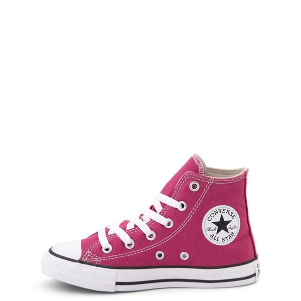 alternate view Converse Chuck Taylor All Star Hi Sneaker - Little Kid - Midnight HibiscusALT1