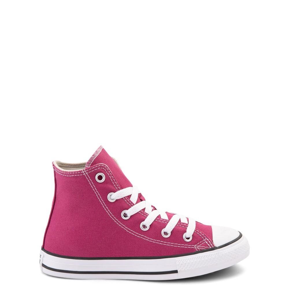 Converse Chuck Taylor All Star Hi Sneaker - Little Kid - Midnight Hibiscus