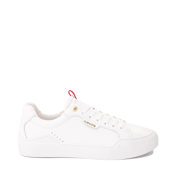 Mens Levi's 521 XX Lo Casual Shoe - White