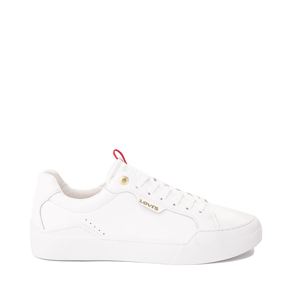 Mens Levi's 521 XX Lo Casual Shoe - White