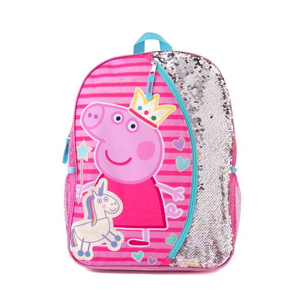 alternate view Peppa Pig Unicorn Backpack - PinkALT1B