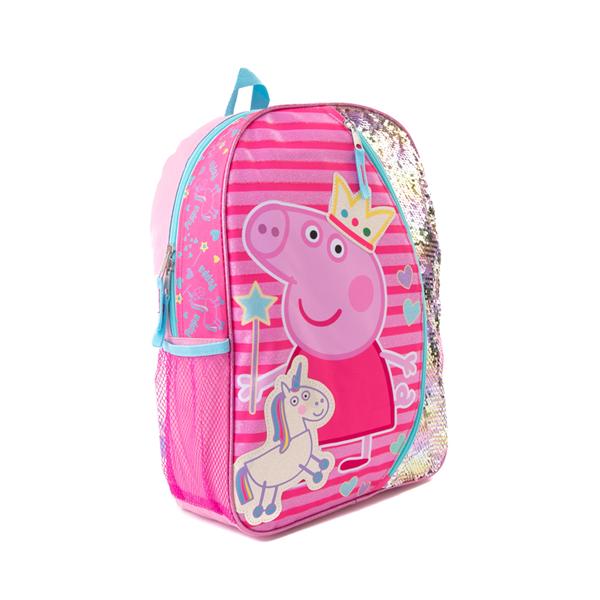 alternate view Peppa Pig Unicorn Backpack - PinkALT4