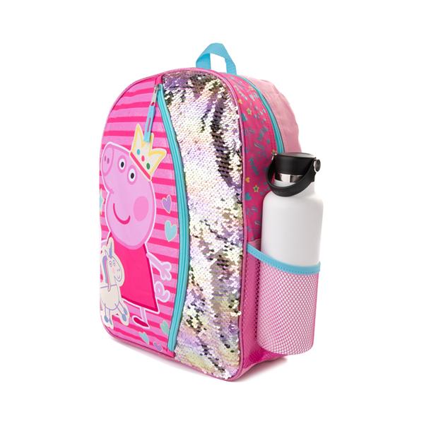 alternate view Peppa Pig Unicorn Backpack - PinkALT4B