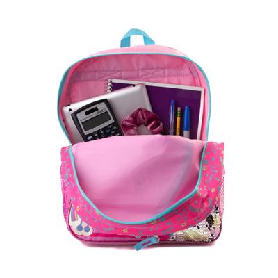 Alternate view of Peppa Pig Unicorn Backpack - Pink