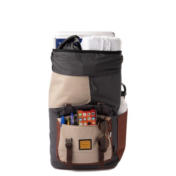 alternate view Star Wars™ x Herschel Supply Co. The Mandalorian Little America Backpack - CharcoalALT1