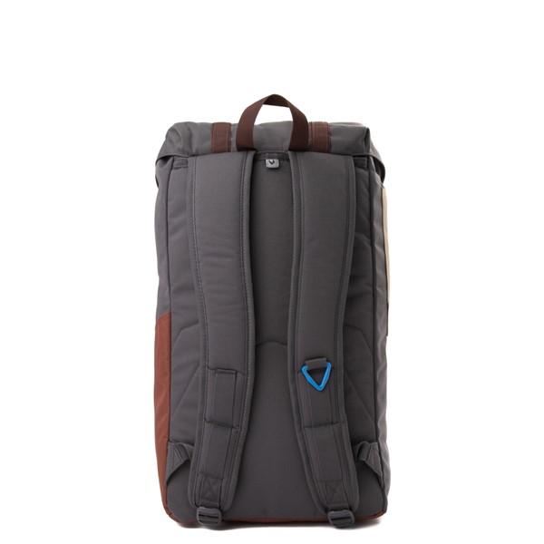 alternate view Star Wars™ x Herschel Supply Co. The Mandalorian Little America Backpack - CharcoalALT2