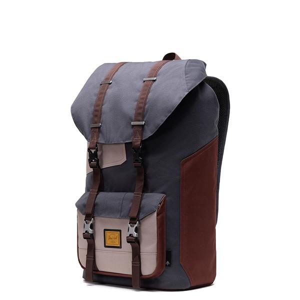 alternate view Star Wars™ x Herschel Supply Co. The Mandalorian Little America Backpack - CharcoalALT3
