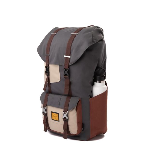 alternate view Star Wars™ x Herschel Supply Co. The Mandalorian Little America Backpack - CharcoalALT4