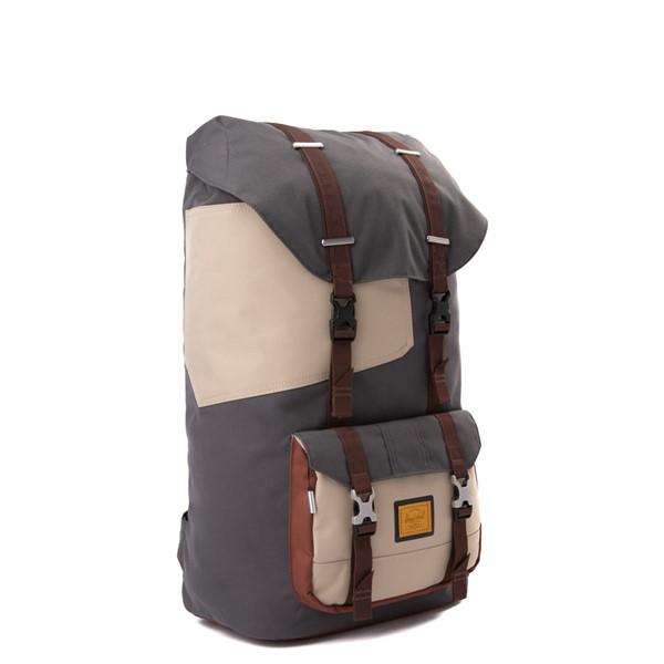 alternate view Star Wars™ x Herschel Supply Co. The Mandalorian Little America Backpack - CharcoalALT4B