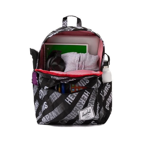alternate view Herschel Supply Co. Classic XL Backpack - Black / Roll CallALT1