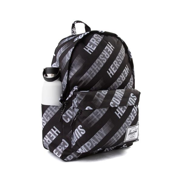 alternate view Herschel Supply Co. Classic XL Backpack - Black / Roll CallALT4B