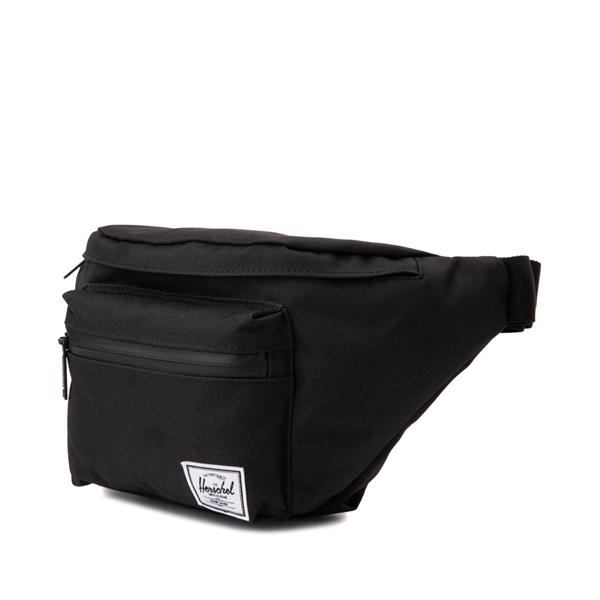alternate view Herschel Supply Co. Seventeen Hip Pack - Black MonochromeALT2