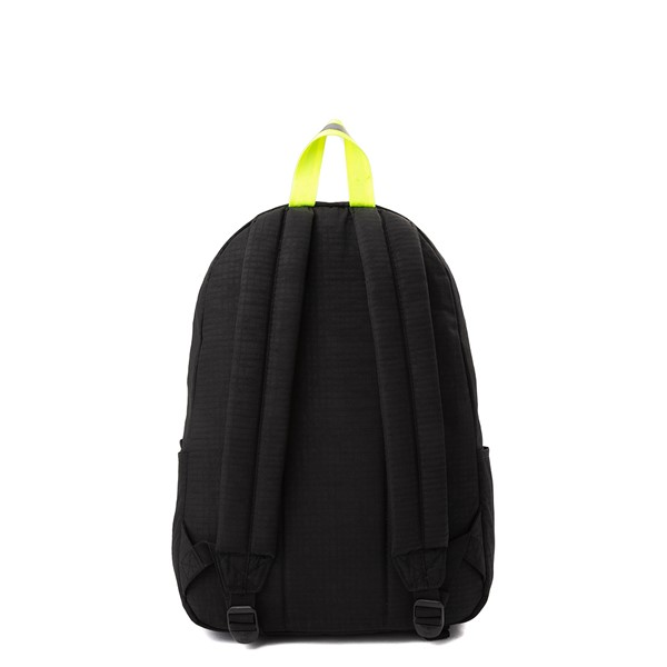 alternate view Herschel Supply Co. Classic XL Backpack - Black Enzyme / Safety YellowALT2