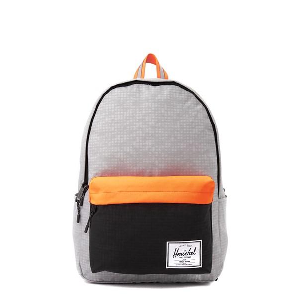 Herschel Supply Co. Classic XL Backpack - Enzyme Gray / Shocking Orange