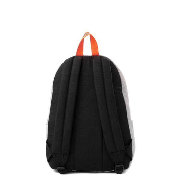 alternate view Herschel Supply Co. Classic XL Backpack - Enzyme Gray / Shocking OrangeALT2