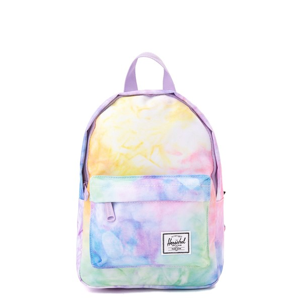 Main view of Herschel Supply Co. Classic Mini Backpack - Pastel Tie Dye