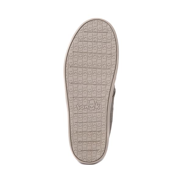 alternate view Mens Sanuk Vagabond Slip On Casual Shoe - BrindleALT3