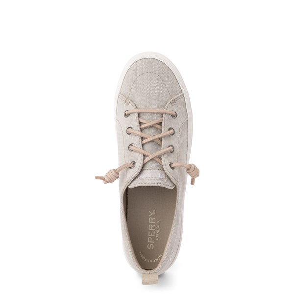 alternate view Womens Sperry Top-Sider Crest Vibe Casual Shoe - CementALT2