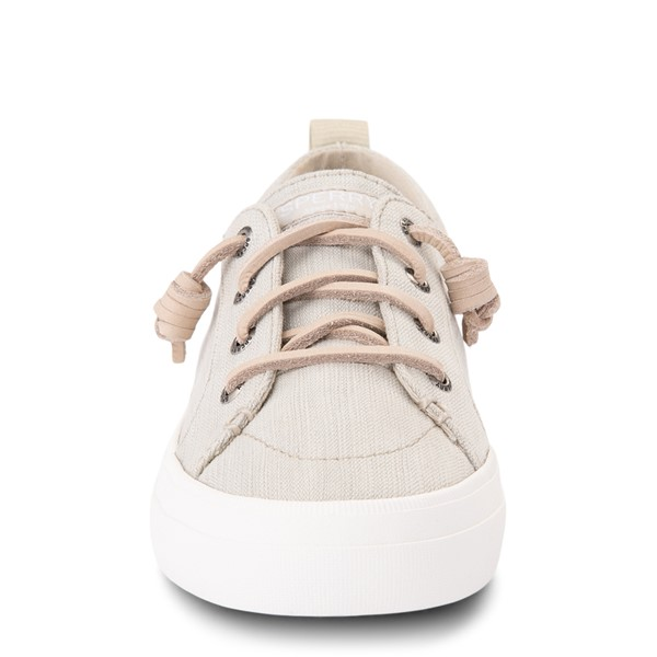 alternate view Womens Sperry Top-Sider Crest Vibe Casual Shoe - CementALT4