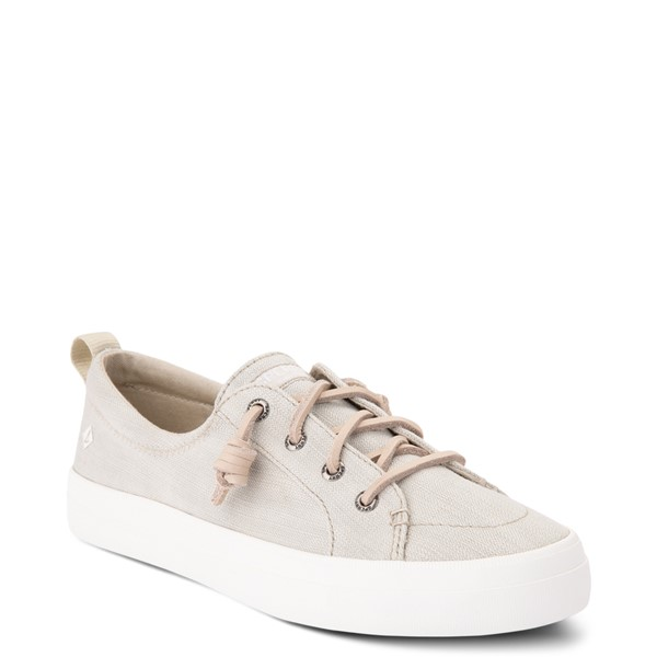 alternate view Womens Sperry Top-Sider Crest Vibe Casual Shoe - CementALT5