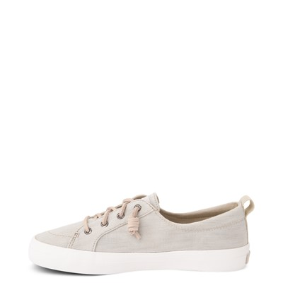 Alternate view of Womens Sperry Top-Sider Crest Vibe Casual Shoe - Cement