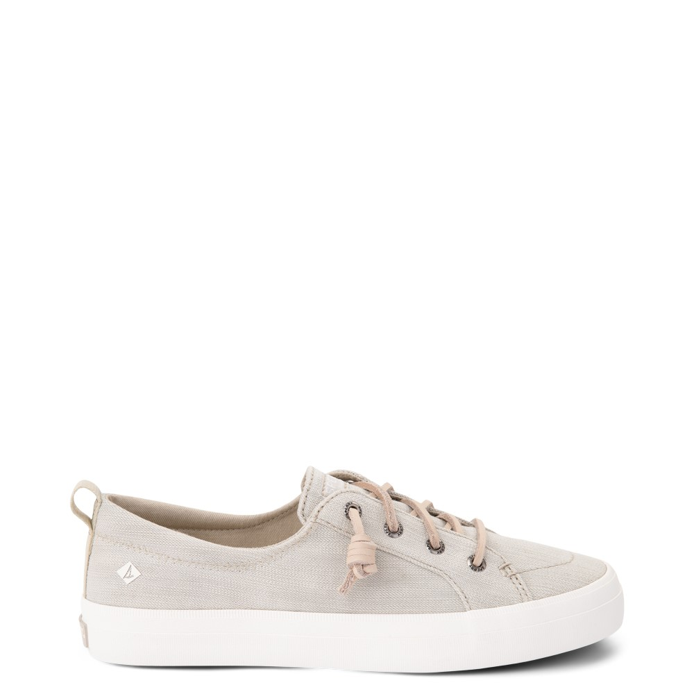 Womens Sperry Top-Sider Crest Vibe Casual Shoe - Cement
