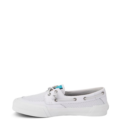 Alternate view of Womens Sperry Top-Sider Soletide 2-Eye Casual Shoe - White