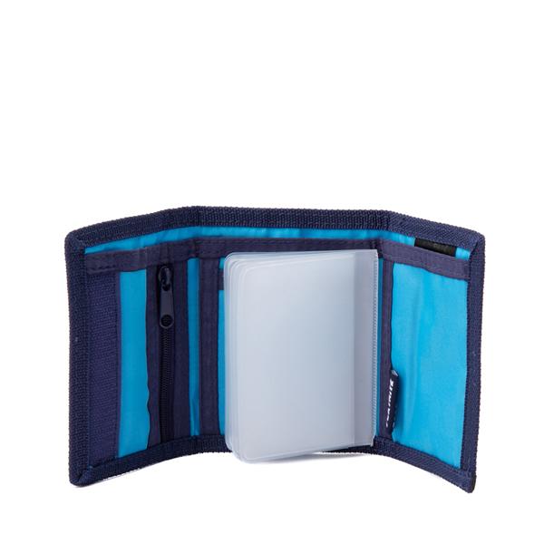 alternate view Fortnite Dance Trifold Wallet - Blue CamoALT1