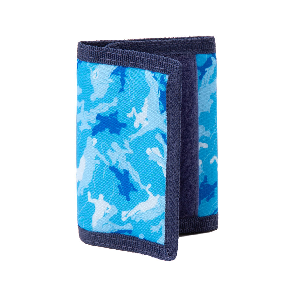 Fortnite Dance Trifold Wallet - Blue Camo