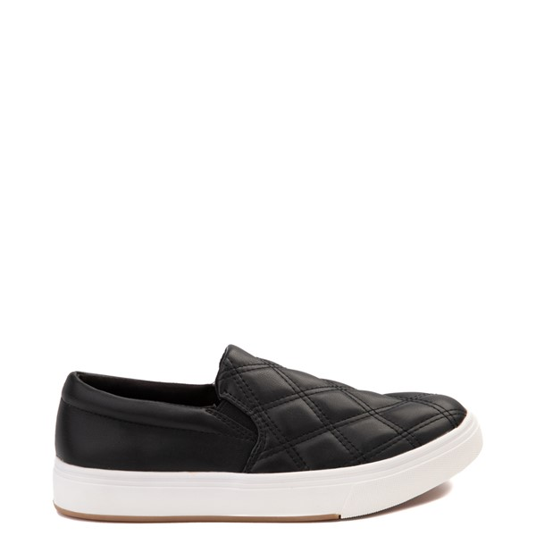 Main view of Womens Steve Madden Coulter Slip On Casual Shoe - Black