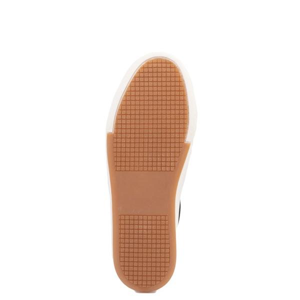 alternate view Womens Steve Madden Coulter Slip On Casual Shoe - BlackALT3