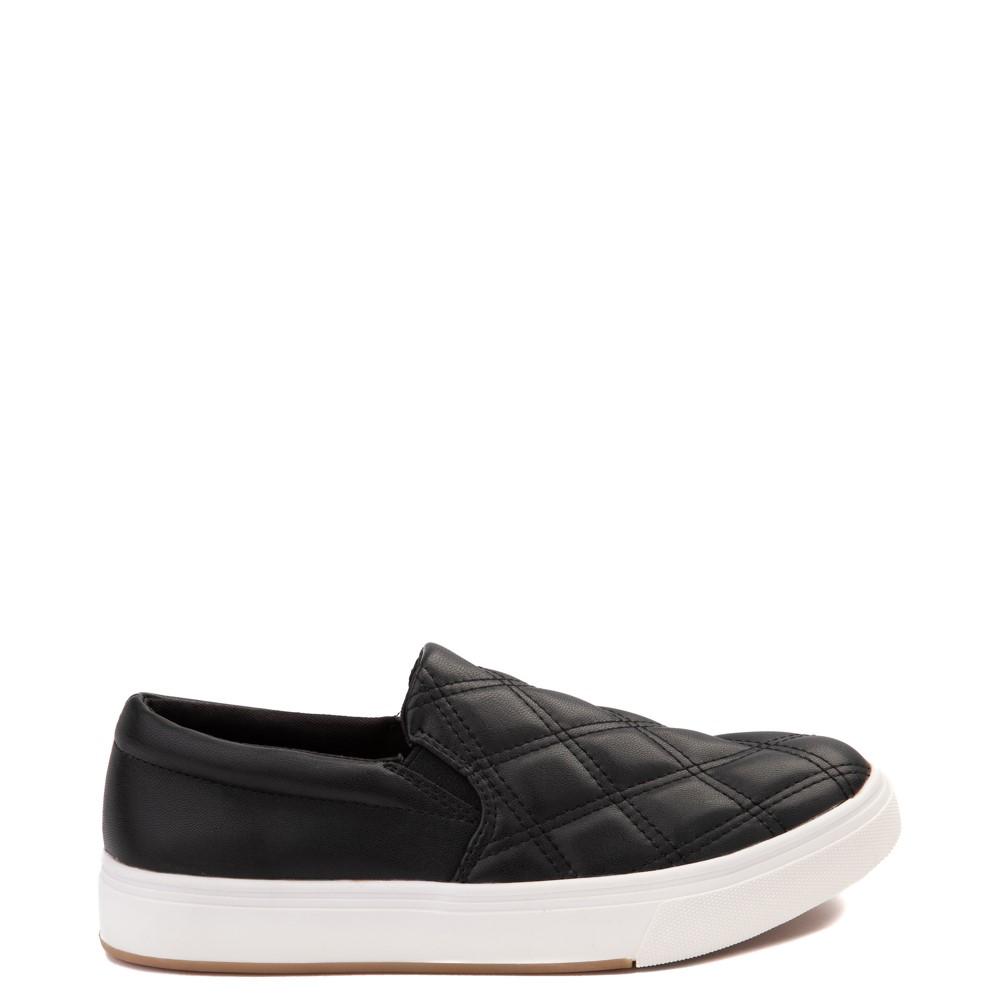 Womens Steve Madden Coulter Slip On Casual Shoe - Black