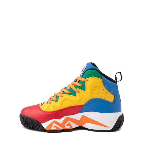 alternate view Fila MB Athletic Shoe - Big Kid - Color-BlockALT1