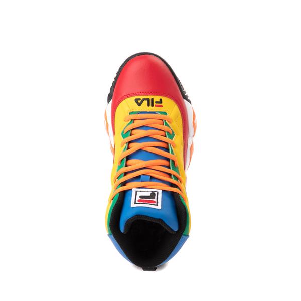 alternate view Fila MB Athletic Shoe - Big Kid - Color-BlockALT2