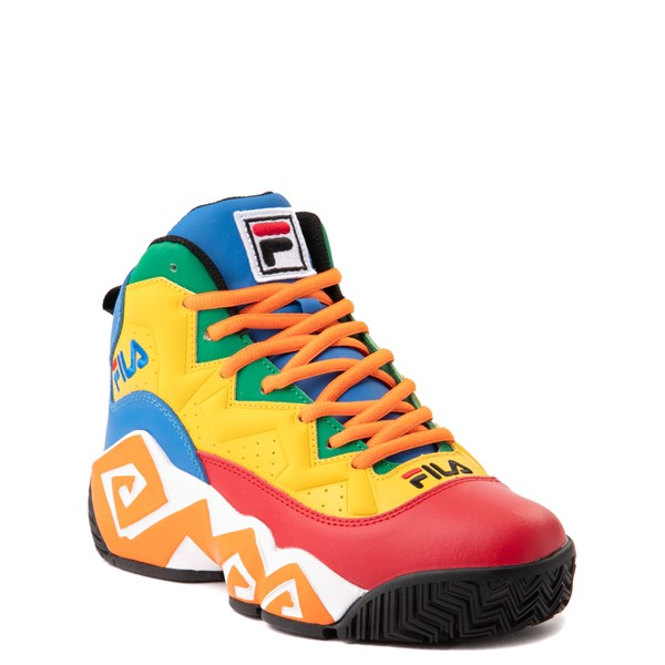 alternate view Fila MB Athletic Shoe - Big Kid - Color-BlockALT5