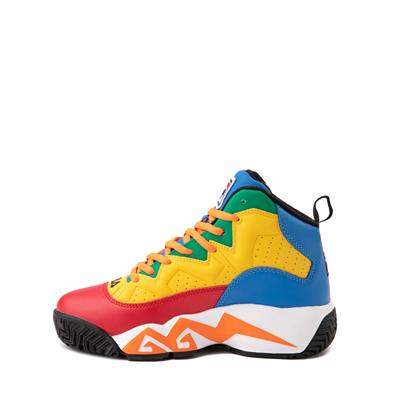 Alternate view of Fila MB Athletic Shoe - Big Kid - Color-Block