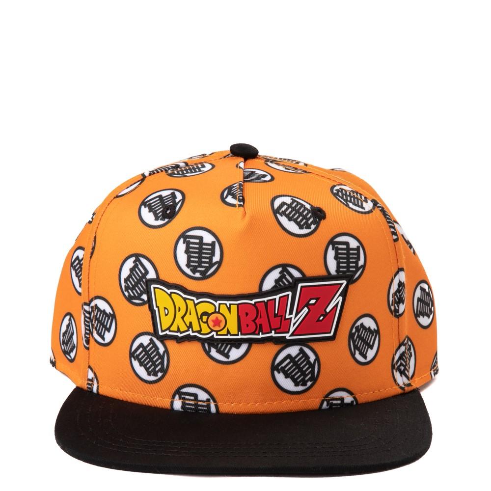 Dragon Ball Z Snapback Cap - Little Kid - Orange / Black