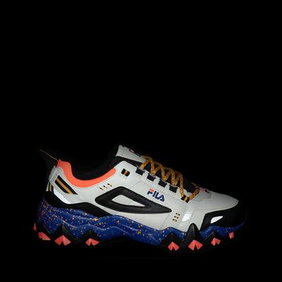 Alternate view of Mens Fila Oakmont TR Athletic Shoe - Silver Birch / Black / Maze Blue